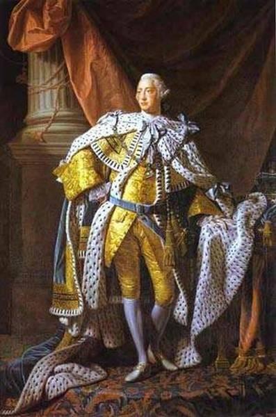 Portrait of george iii 1760 61 xx collection uk